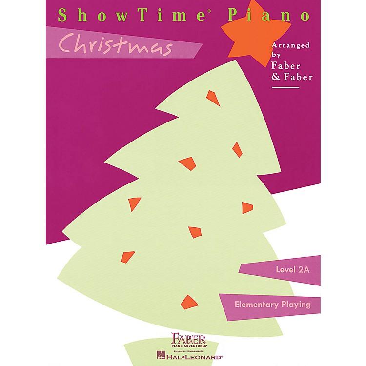 Faber Piano AdventuresShowTime® Christmas (Level 2A) Faber Piano Adventures® Series Disk