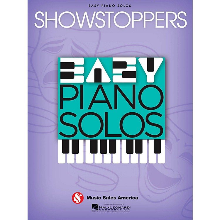 Music SalesShowstoppers - Easy Piano Solos Series