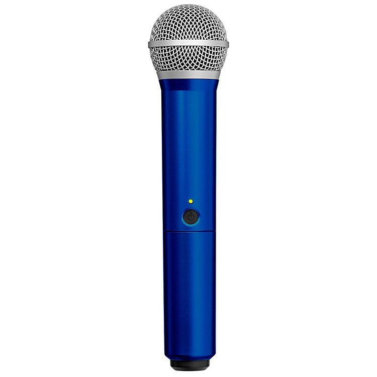 Shure Shure Colored Handle for BLX PG58  Blue