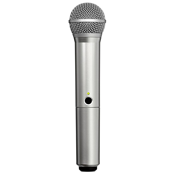 Shure Shure Colored Handle for BLX PG58  Silver