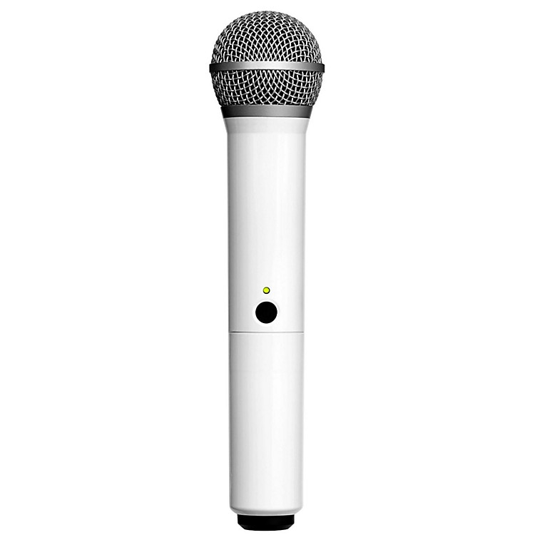 Shure Shure Colored Handle for BLX PG58  White
