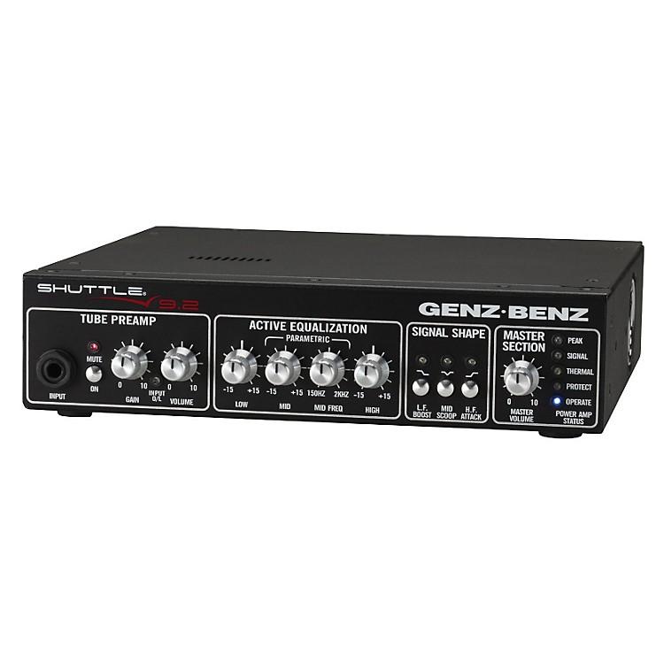 Genz BenzShuttle 9.2 900W Bass Amp Head