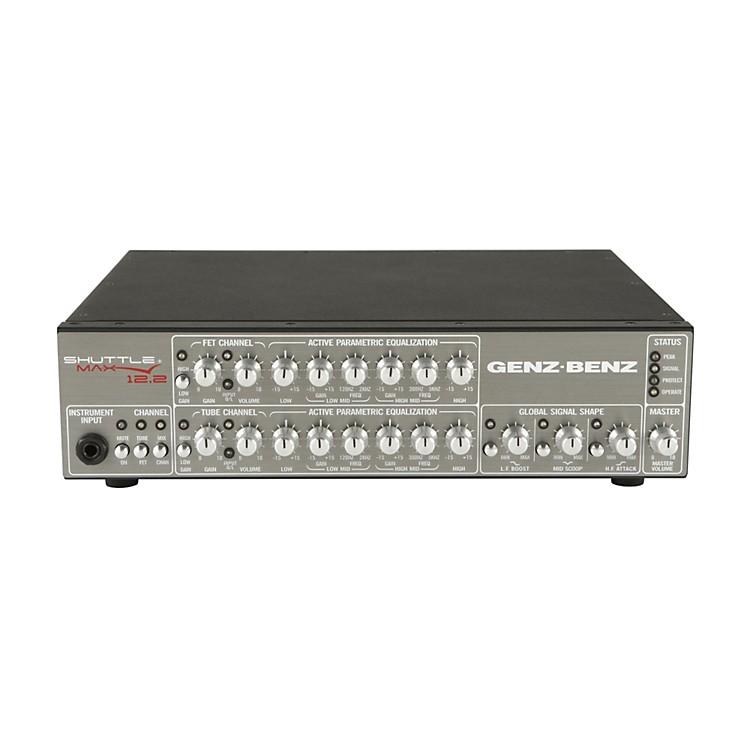 Genz BenzShuttleMAX 12.2 1200W Bass Amp Head