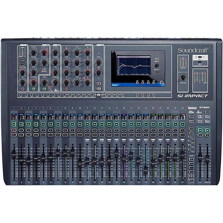SoundcraftSi Impact 32-Channel Digital Mixer