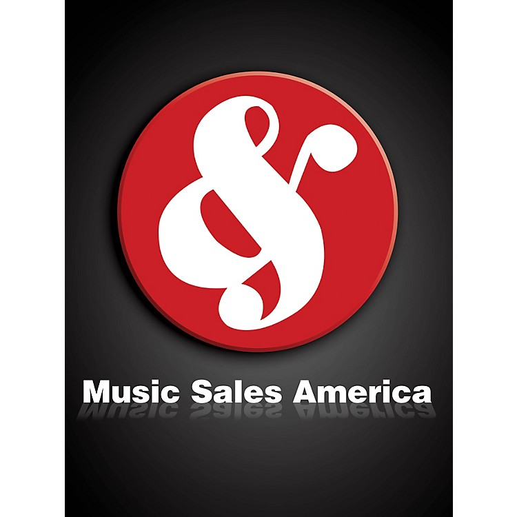 Music Sales Sibelius  Valse Chevaleresque Op. 96c  Sc Music Sales America Series