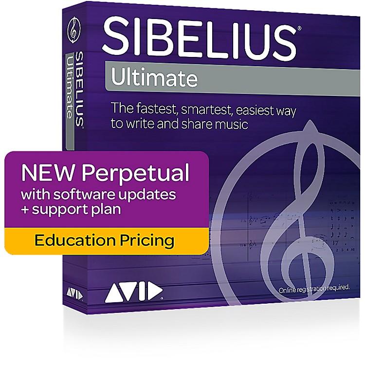 SibeliusSibelius with Support (Academic Version)