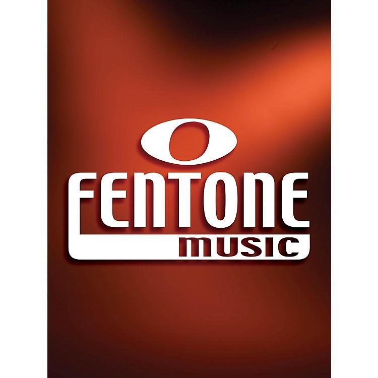 FentoneSiciliano from Flute Sonata No. 2 (BWV 1031) Fentone Instrumental Books Series Softcover by Robin De Smet