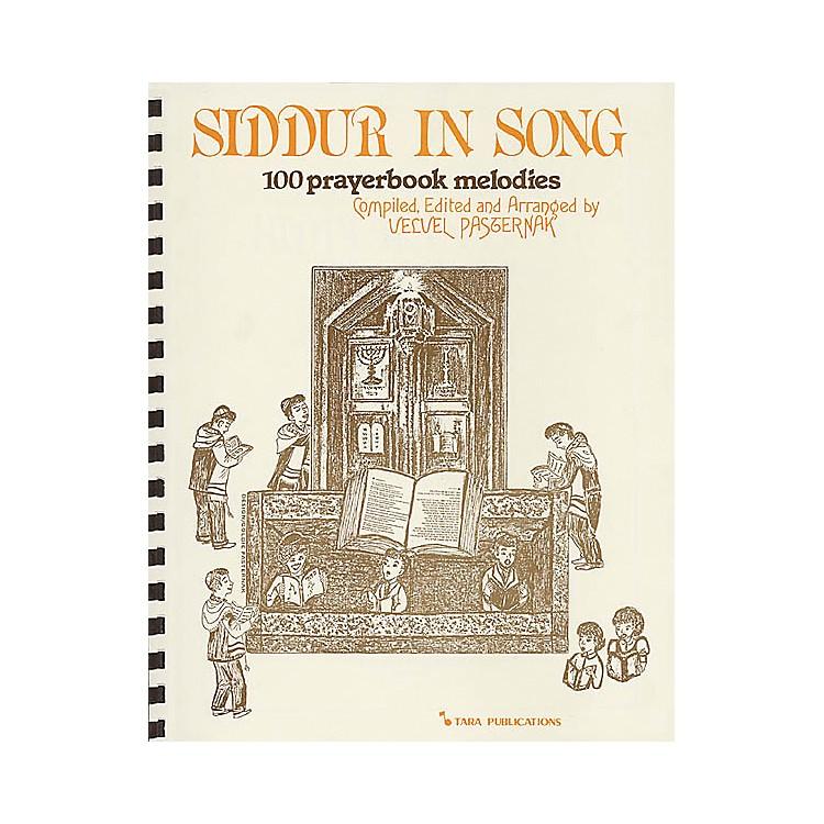 Tara PublicationsSiddur In Song Book