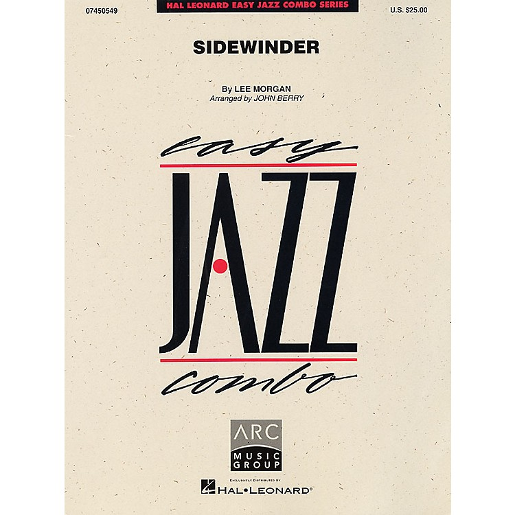 Hal LeonardSidewinder Jazz Band Level 2 Arranged by John Berry