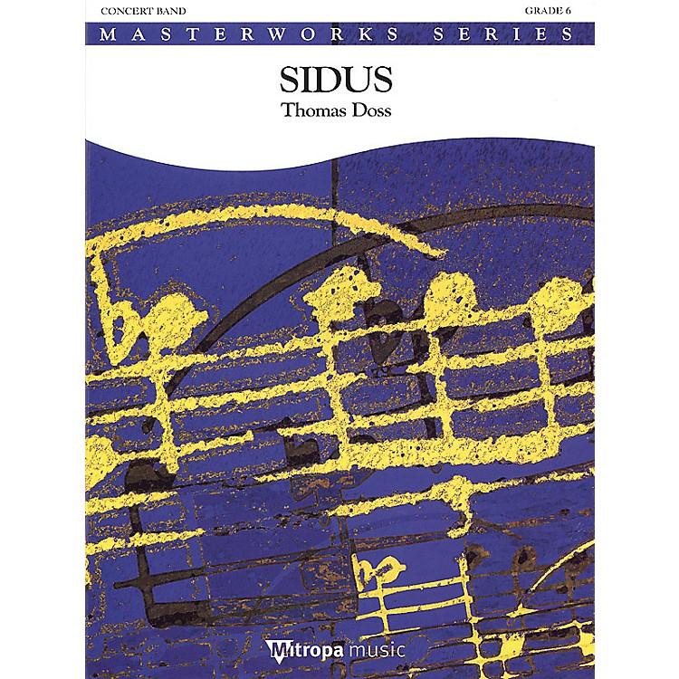 De Haske MusicSidus (Score and Parts) Concert Band Level 5-6 Composed by Thomas Doss