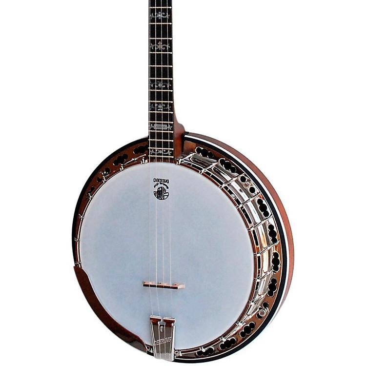 Deering Sierra Plectrum Banjo : Music123