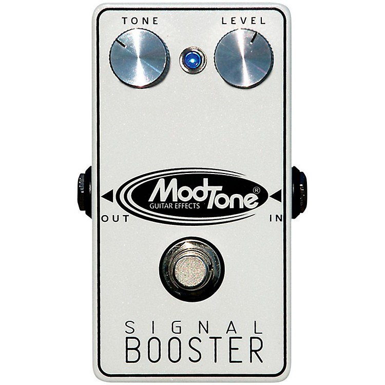 Modtone Signal Booster Guitar Pedal