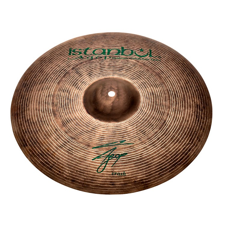 Istanbul Agop Signature Crash Cymbal 18 in.