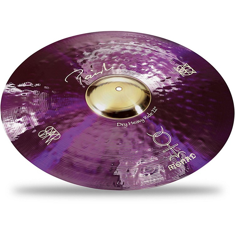 Paiste Signature Dry Heavy Ride 22 in.