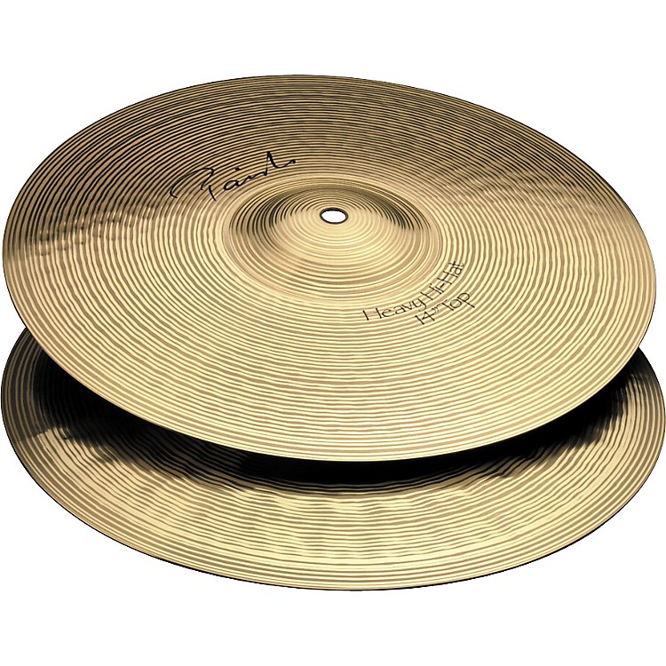 Paiste Signature Heavy Hi-Hats  14