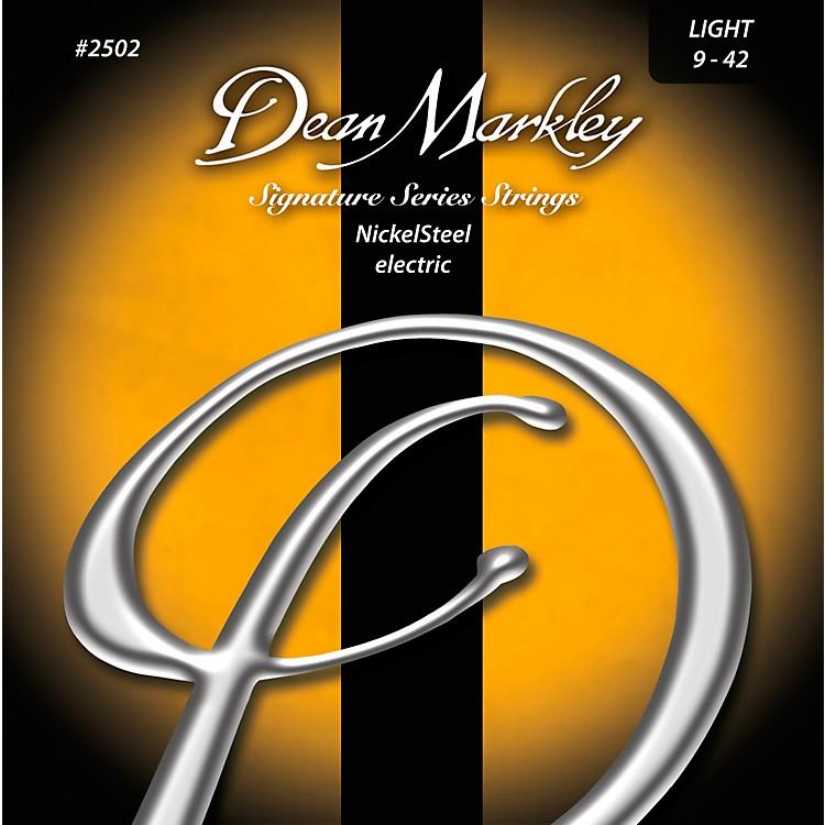 Dean MarkleySignature Light, 9-42 3 Pack.009-.042 Light