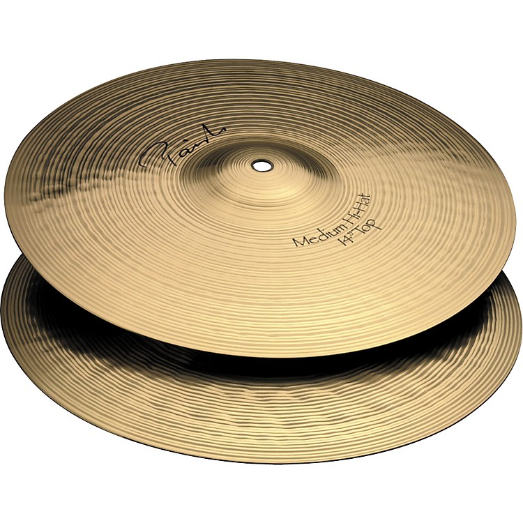 Paiste Signature Medium Hi-Hats  14