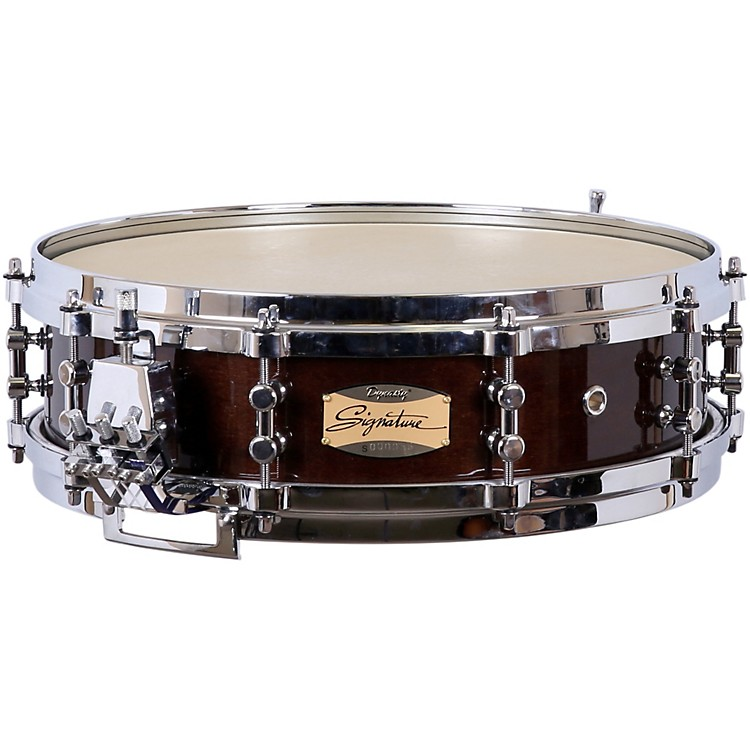Dynasty Signature Series Maple Concert Snare Drum Cherry Lacquer 14x4