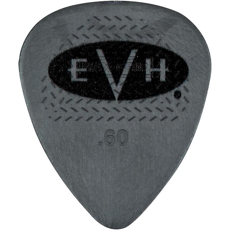 EVHSignature Series Picks (6 Pack)0.60 mmGray/Black