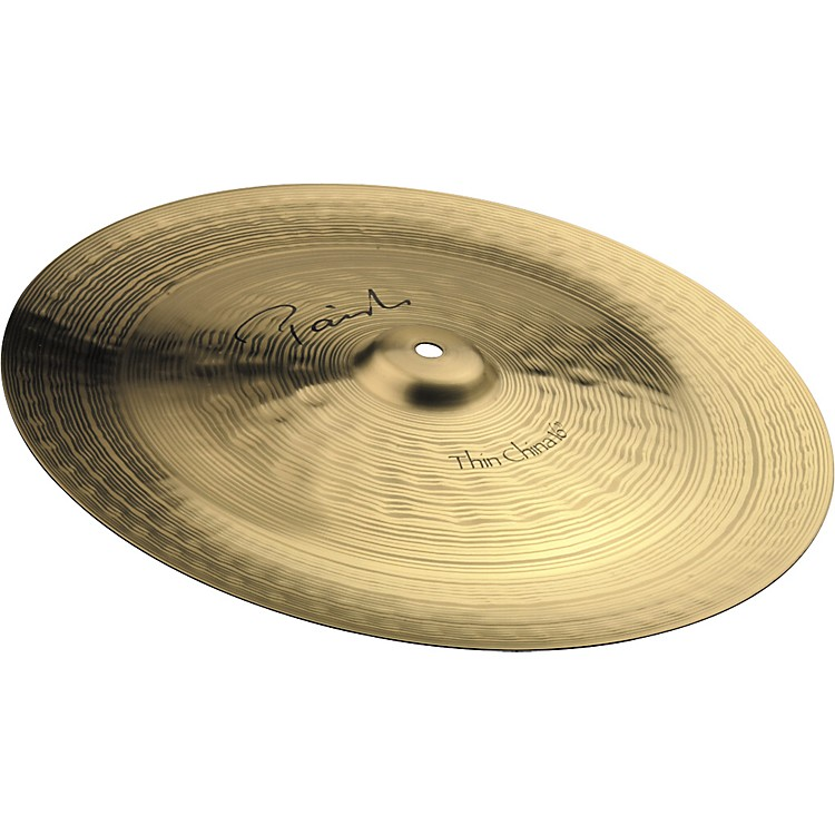Paiste Signature Thin China Cymbal  888365052403