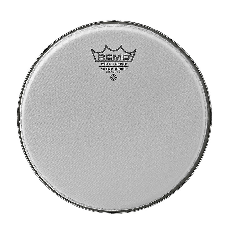 Remo Silentstroke Drumhead 8 in.