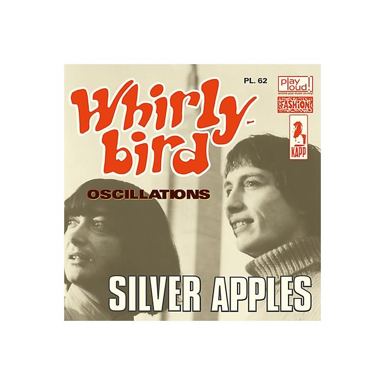 AllianceSilver Apples - Whirly Bird / Oscillations