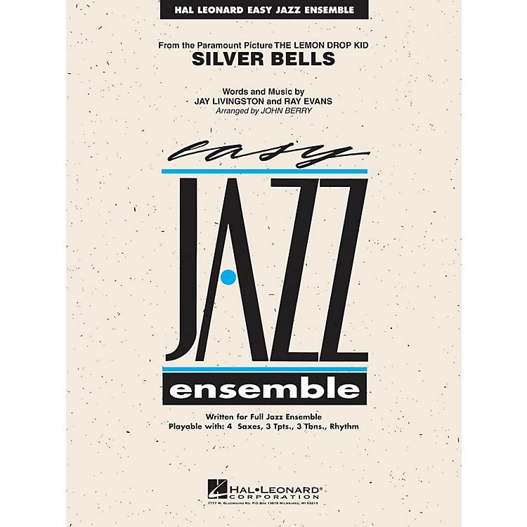 Hal LeonardSilver Bells Jazz Band Level 2 Arranged by John Berry