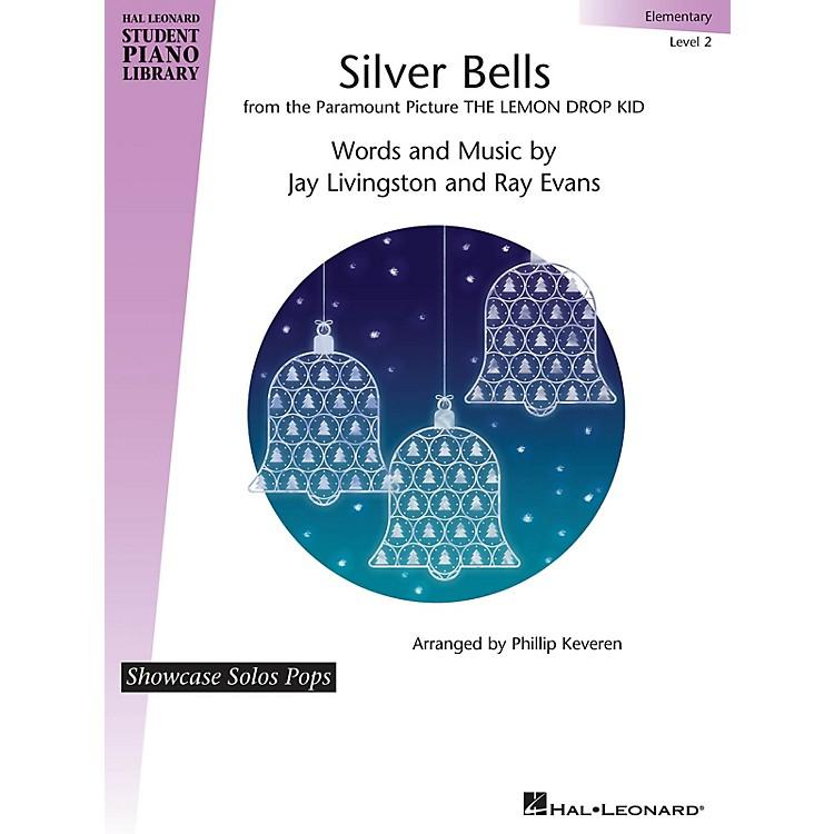 Hal LeonardSilver Bells Piano Library Series by Jay Livingston (Level Elem)