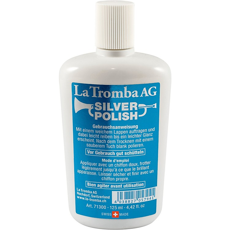La TrombaSilver Polish 125 ml