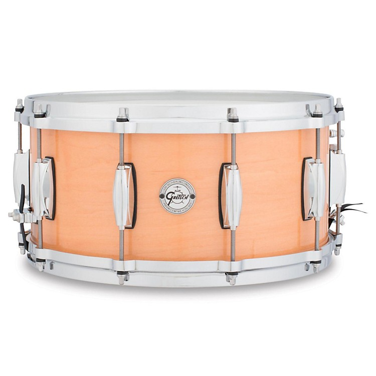 Gretsch Drums Silver Series Maple Snare Drum 14 x 6.5 Natural