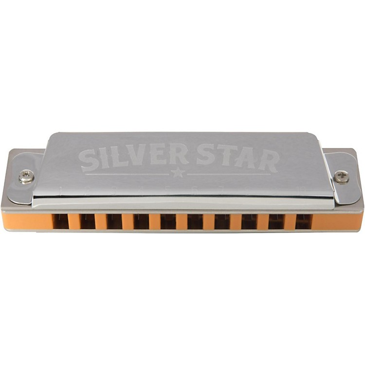 Silver CreekSilver Star HarmonicaE