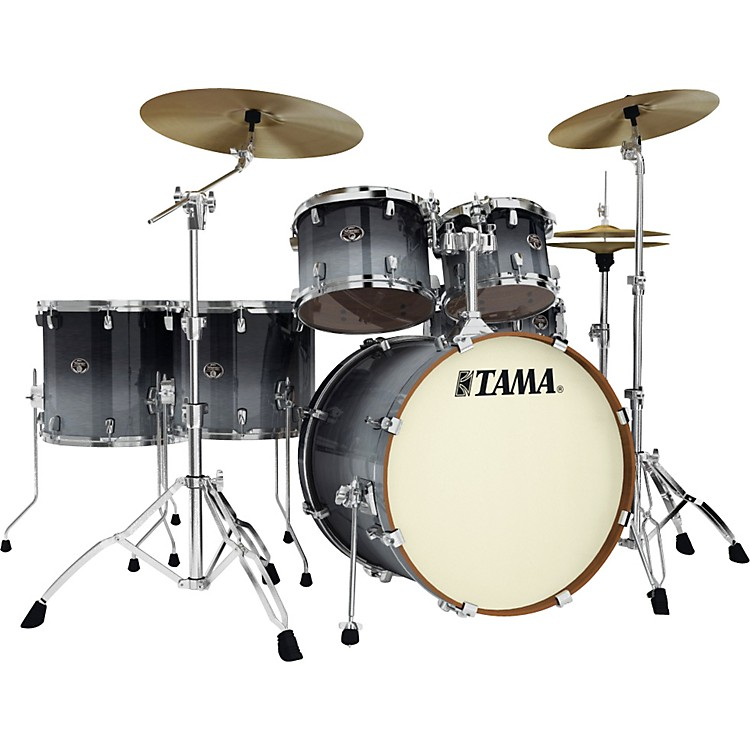Tama Silverstar Lacquer 6-Piece Accel-Driver Shell Pack