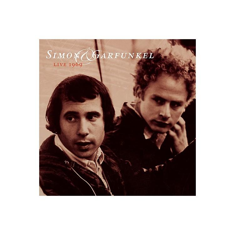AllianceSimon & Garfunkel - Live 1969 (CD)