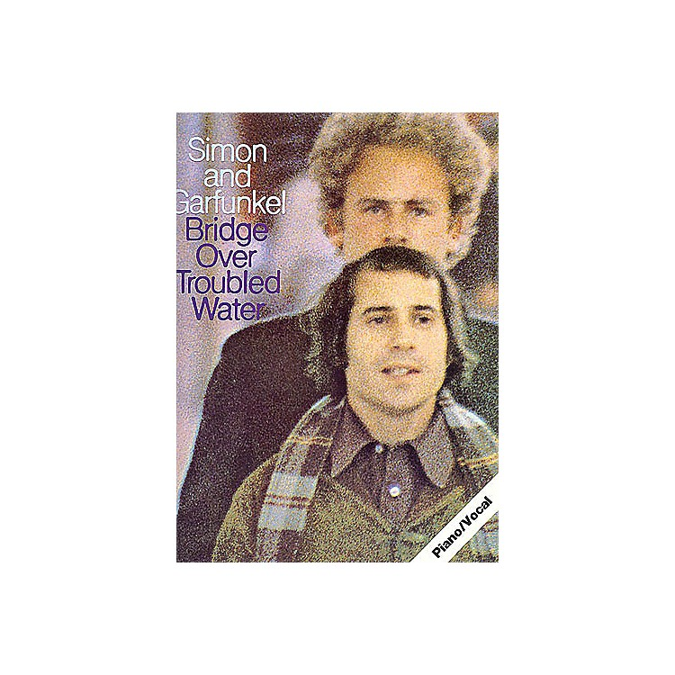 Music SalesSimon and Garfunkel - Bridge over Troubled Water Music Sales America Softcover by Simon And Garfunkel