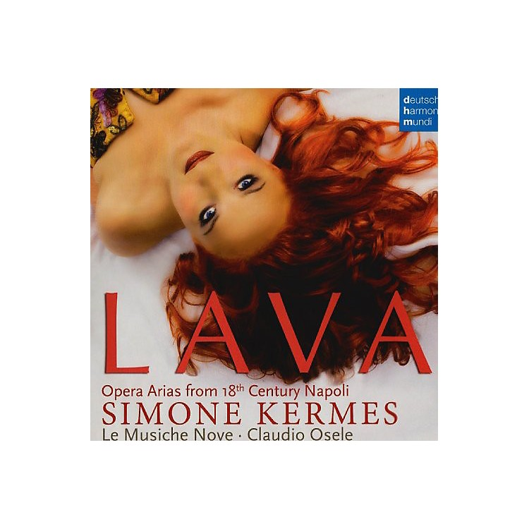Alliance Simone Kermes - Lava-Opera Arias from 18th Century Nap