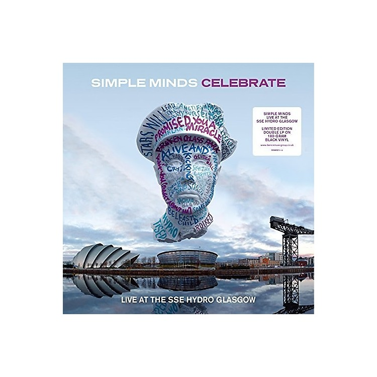 AllianceSimple Minds - Celebrate-Live at the Sse Hydro