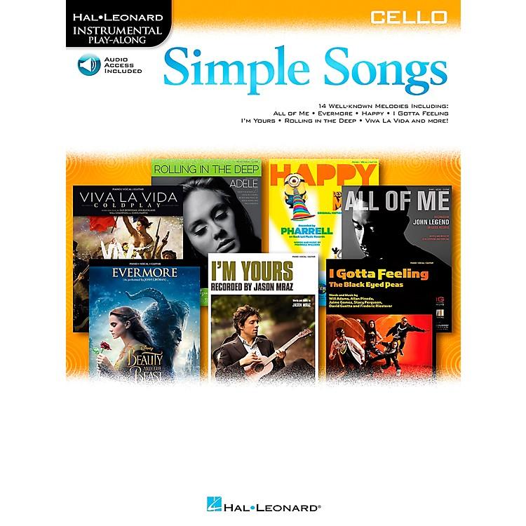 Hal LeonardSimple Songs (Cello) Cello