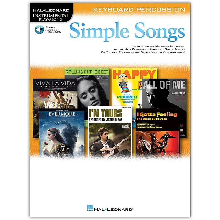 Hal Leonard Simple Songs (Keyboard Percussion) Percussion