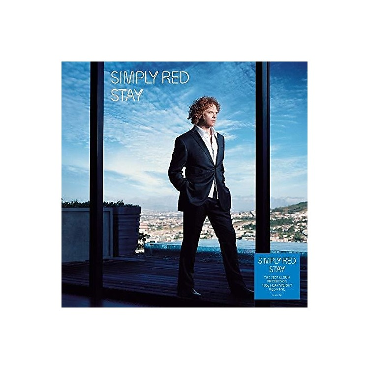 AllianceSimply Red - Stay
