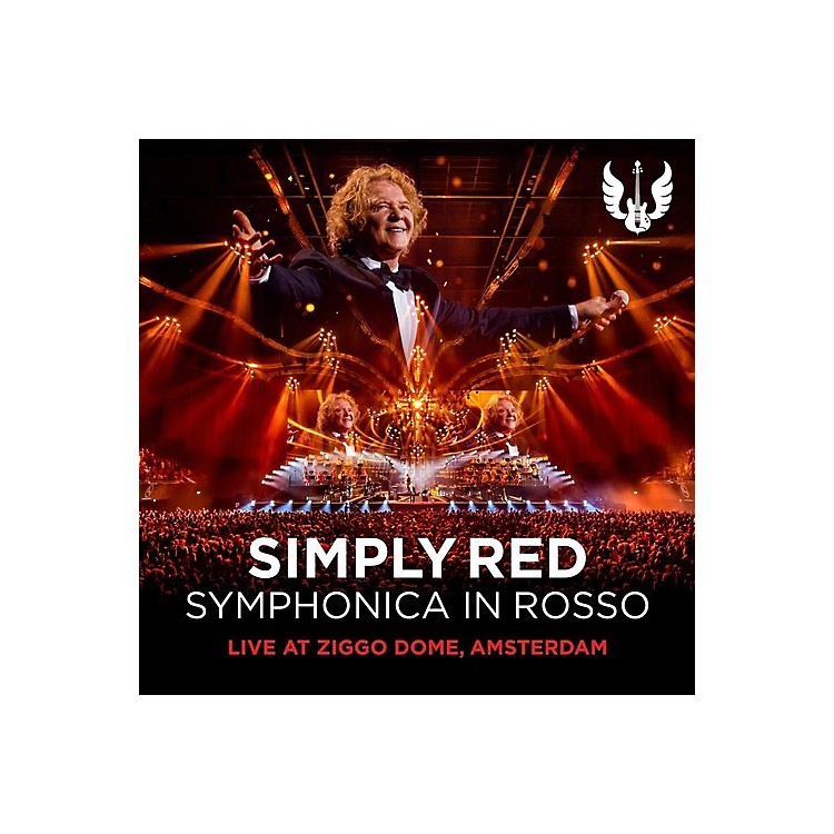 AllianceSimply Red - Symphonica In Rosso (live At Ziggo Dome Amsterdam) (CD)