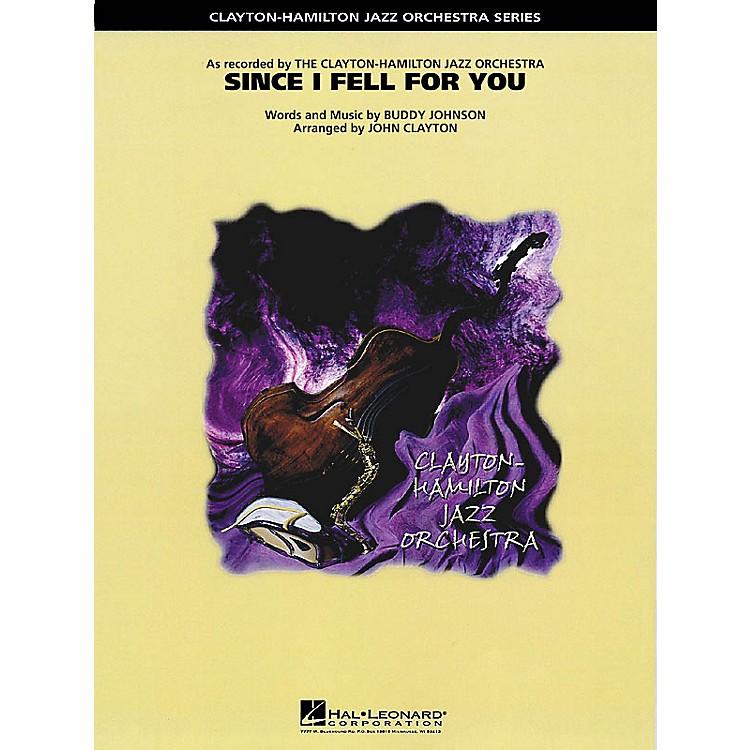 Hal LeonardSince I Fell for You Jazz Band Level 5 Arranged by John Clayton