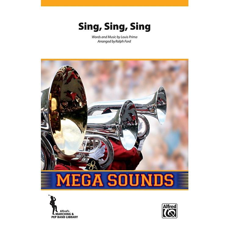 AlfredSing, Sing, Sing Grade 3 (Medium)