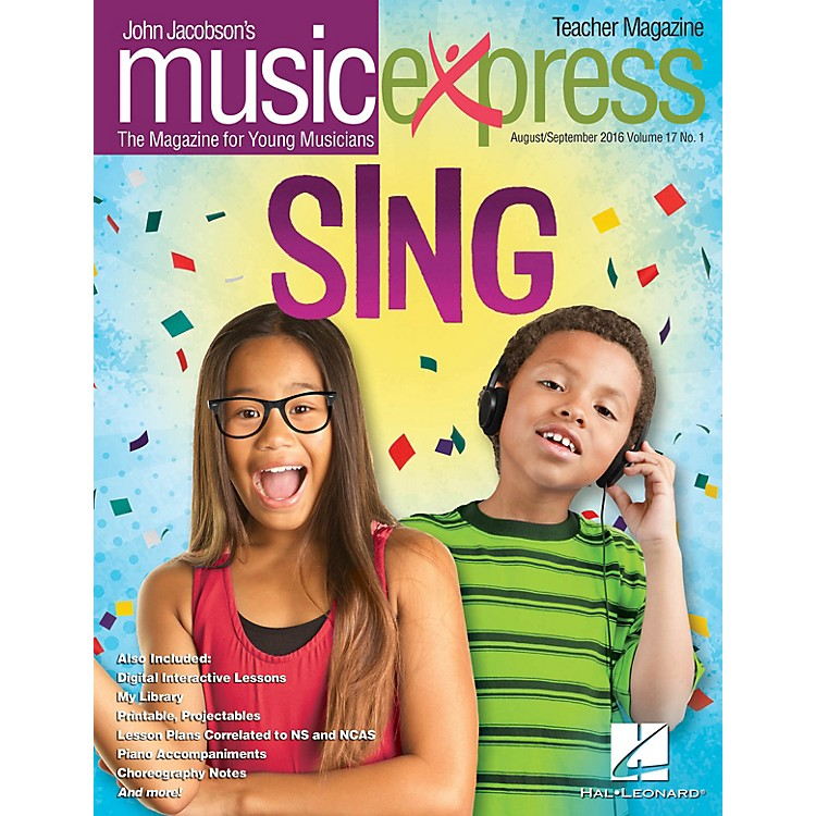 Hal Leonard Sing! Vol. 17 No. 1 TEACHER W/AUDIO&PDF DOWNLOADS by Pentatonix Arranged by Emily Crocker
