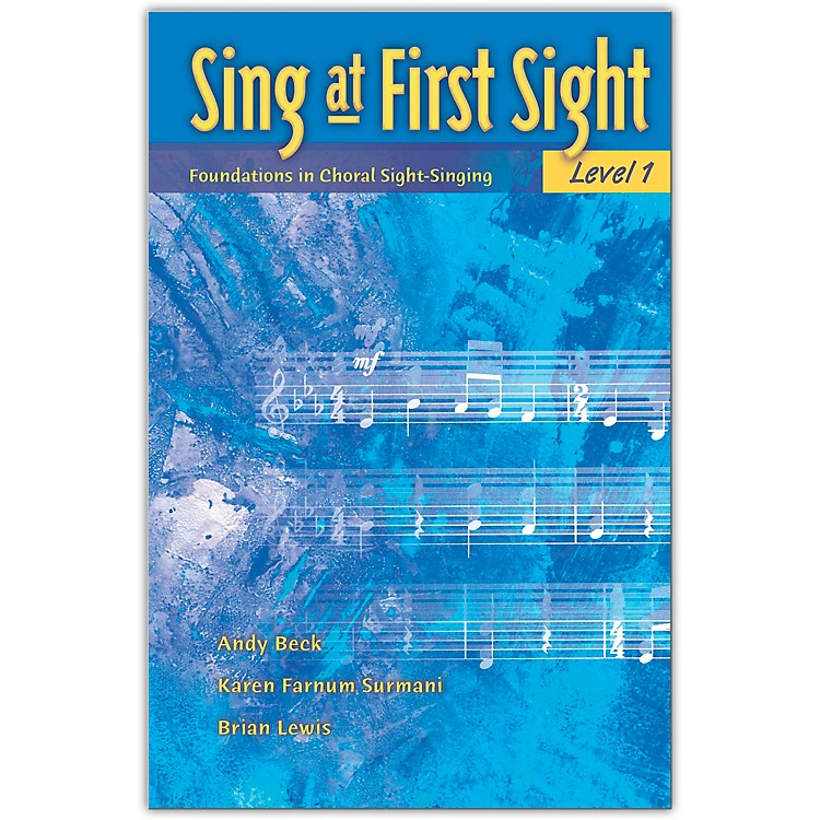 Alfred Sing at First Sight Level 1 Textbook