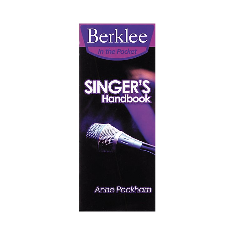 Berklee Press Singer's Handbook - 1 Hour Vocal Workout Book
