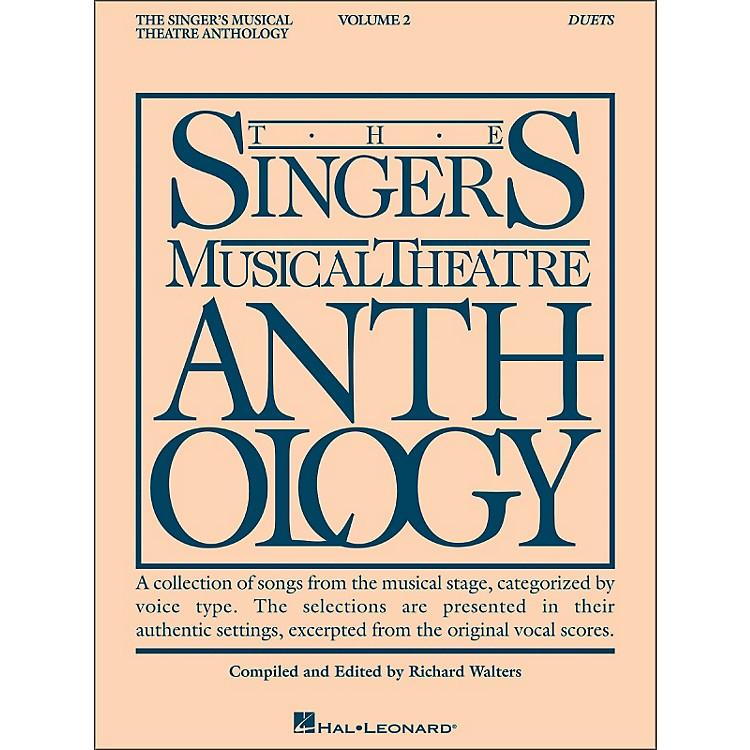 Hal LeonardSinger's Musical Theatre Anthology Duets Volume 2