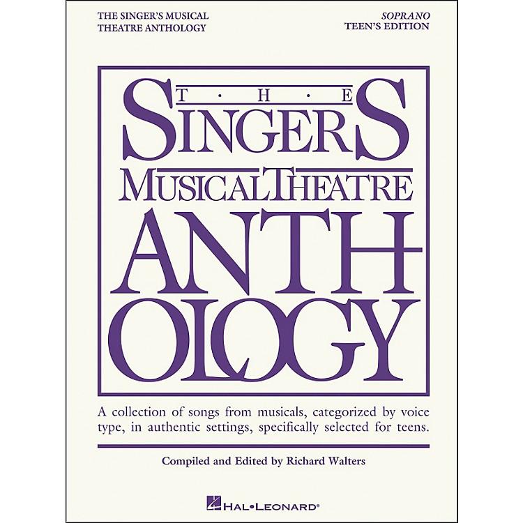 Hal LeonardSinger's Musical Theatre Anthology Teen's Edition Soprano