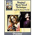Hal LeonardSinging! Basic Vocal Technique Book and 6-CD Package thumbnail