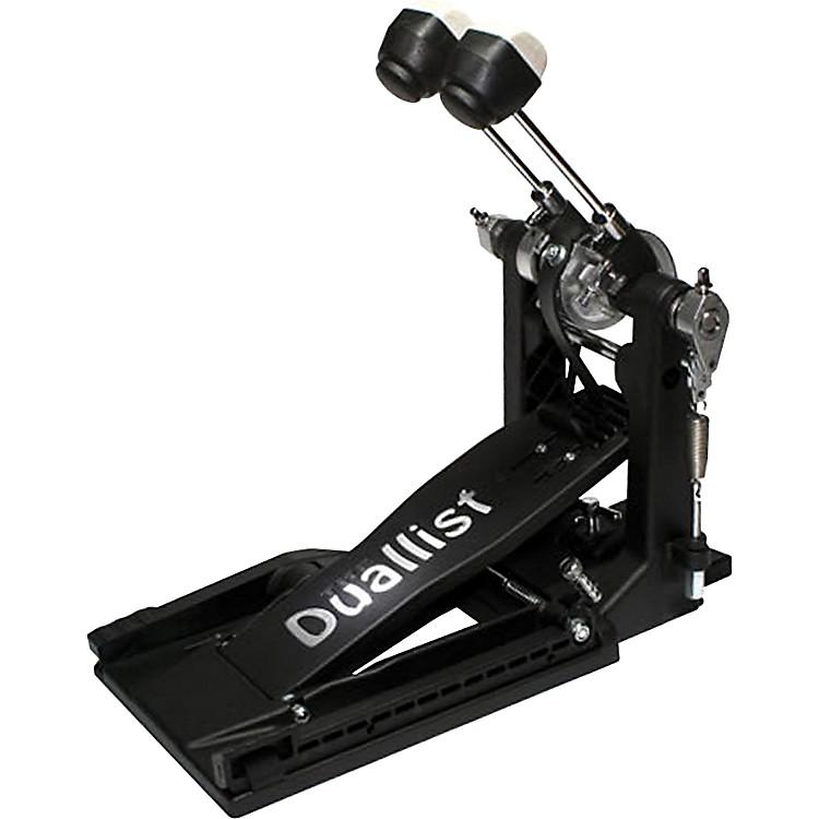 The DuallistSingle-Foot Double Pedal