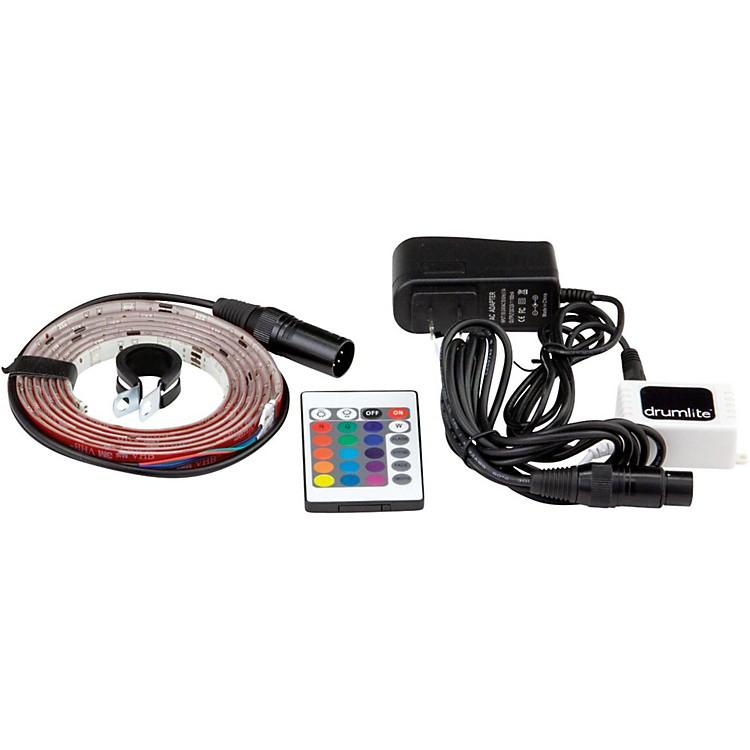 DrumLiteSingle LED Band Light Kit for Kick Drum24 in.